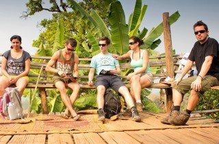 2 day trekking Chiang Mai