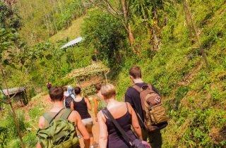 3 days Trekking Chiang Mai Mae taeng