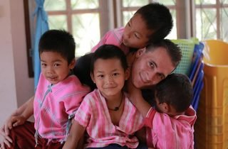 Immersion in the culture of Karen people – 2 days 1 night.