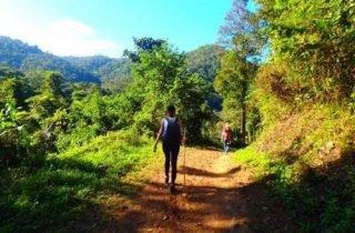 Trekking 2 jours marche uniquement